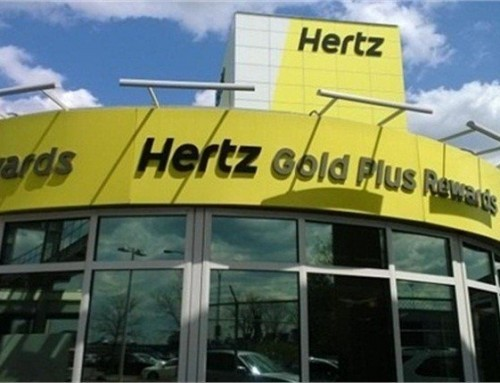 Hertz Appoints Frecker EVP, General Counsel